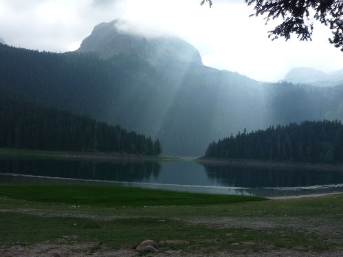 Black Lake, Durmitor