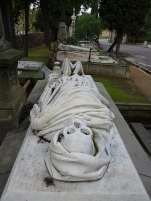 Tomb of Francesc Farreras I Framis